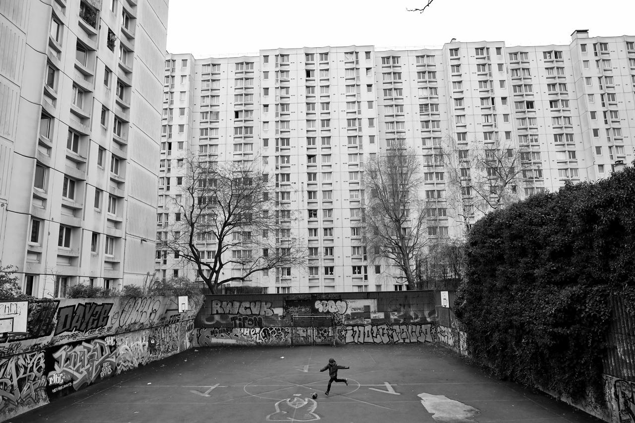 Quartier Belleville Paris 20ème arrondissement 2019